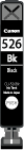 Cartridge Canon 526Bk (CLI-526Bk) pro inkoustové tiskárny Canon. Barva:černá.
