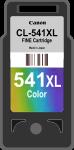 Cartridge Canon 541XL (CL-541XL) pro inkoustové tiskárny Canon. Barva:cmy.