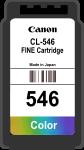 Cartridge Canon 546 (CL-546) pro inkoustové tiskárny Canon. Barva:cmy.