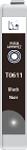 Cartridge Epson T0611 (611) pro inkoustové tiskárny Epson. Barva:černá.
