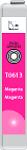 Cartridge Epson T0613 (613) pro inkoustové tiskárny Epson. Barva:purpurová.