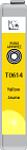 Cartridge Epson T0614 (614) pro inkoustové tiskárny Epson. Barva:žlutá.