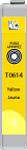 Cartridge Epson T01814 (1814) pro inkoustové tiskárny Epson. Barva:žlutá.