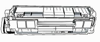 Toner HP 12A (Q2612A) pro laserové tiskárny HP. Barva:černá.