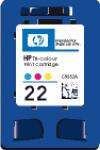 Cartridge HP 22 (C9352AE) pro inkoustové tiskárny HP. Barva:cmy.