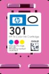 Cartridge HP 301 (CH562EE) pro inkoustové tiskárny HP. Barva:cmy.