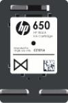 Cartridge HP 650 (CZ101AE) pro inkoustové tiskárny HP. Barva:černá.