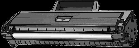 Toner Samsung MLT-D1042S (1042S) pro laserové tiskárny Samsung. Barva:černá.