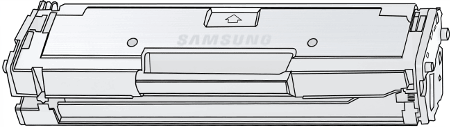 Toner Samsung MLT-D111L (111L) pro laserové tiskárny Samsung. Barva:černá.