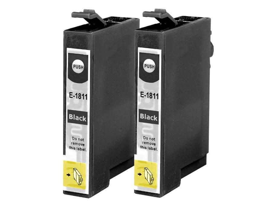Epson T1811 dvojbalení kompatibilní inkoustové cartridge pro inkoustové tiskárny Epson