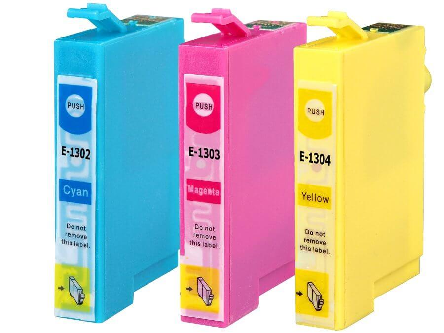 Epson T302,T303,T1304 kompatibilní inkoustové cartridge   pro inkoustové tiskárny Epson