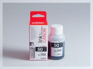 Samostatný černý inkoust pro doplnění originální cartridge Canon 526, CLI-526BK