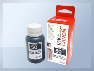 Samostatný černý inkoust pro doplnění originální cartridge Canon 545, PG-545