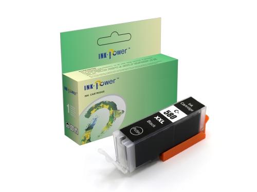 Kompatibilní inkoustová cartridge Canon PGI-580Bk pro inkoustové tiskárny Canon