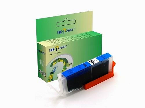 Kompatibilní inkoustová cartridge Canon CLI-581C pro inkoustové tiskárny Canon