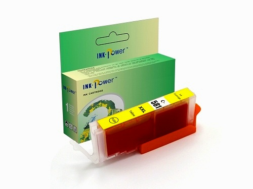 Kompatibilní inkoustová cartridge Canon CLI-581M pro inkoustové tiskárny Canon