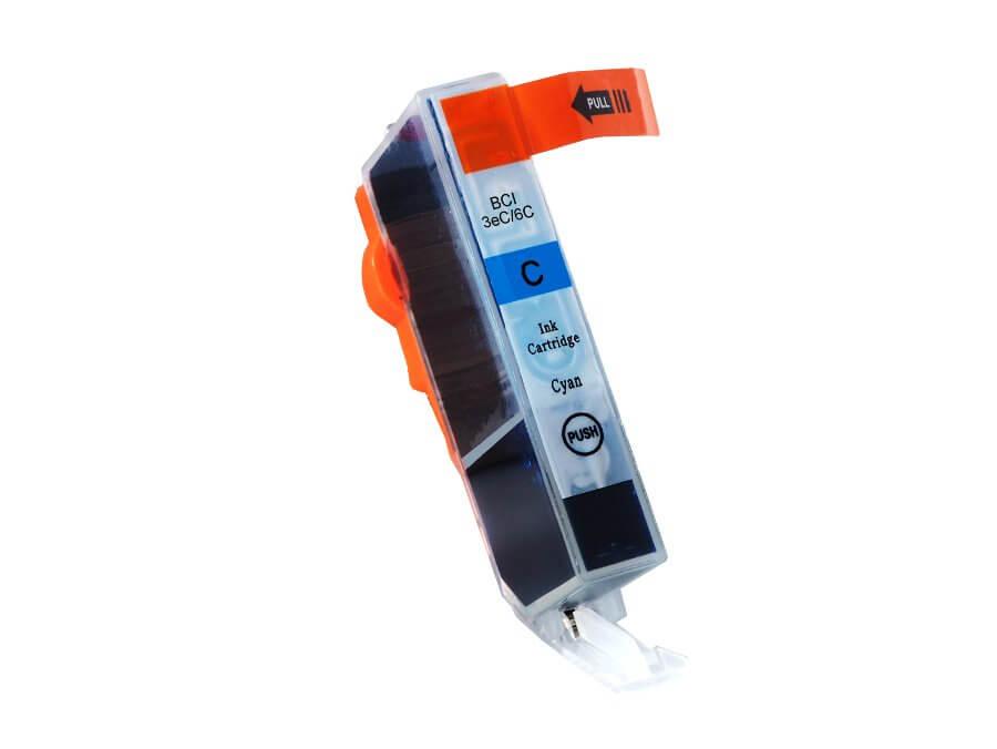 Kompatibilní inkoustová cartridge Canon BCI-3eC/6C pro inkoustové tiskárny Canon