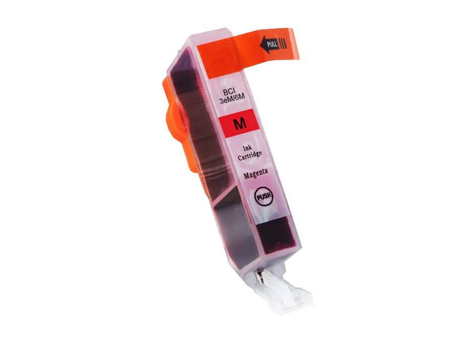 Kompatibilní inkoustová cartridge Canon BCI-3eM/6M pro inkoustové tiskárny Canon