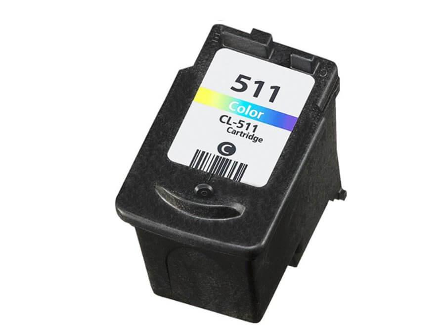 Kompatibilní inkoustová cartridge Canon CLI-511 pro inkoustové tiskárny Canon