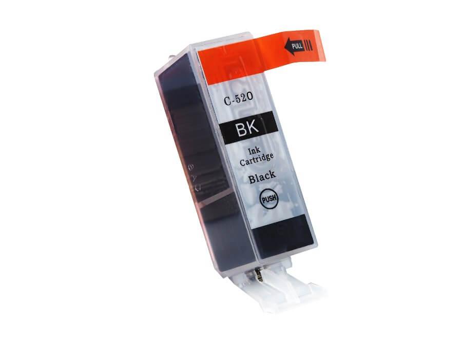 Kompatibilní inkoustová cartridge Canon PGI-520PGBk pro inkoustové tiskárny Canon