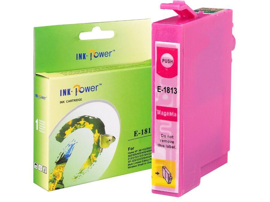 Kompatibilní inkoustová cartridge Epson T1813 pro inkoustové tiskárny Epson