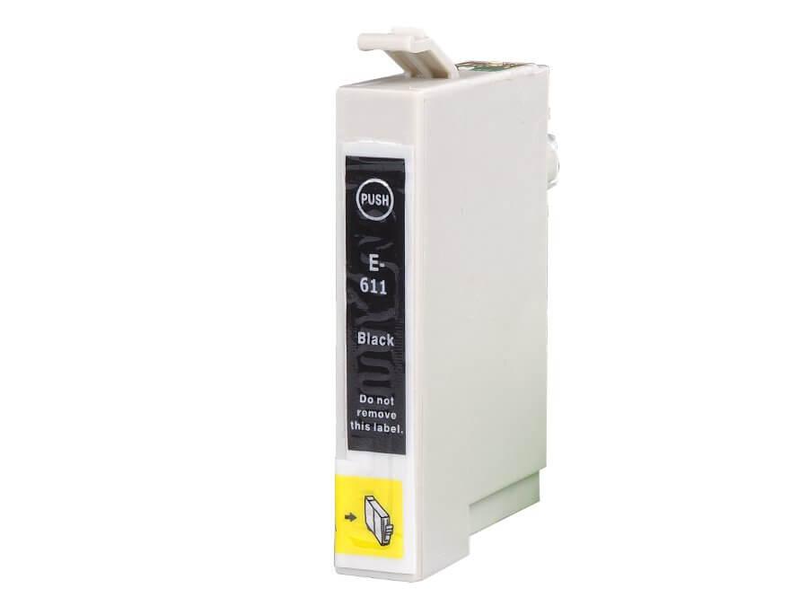 Kompatibilní inkoustová cartridge Epson T0611 pro inkoustové tiskárny Epson