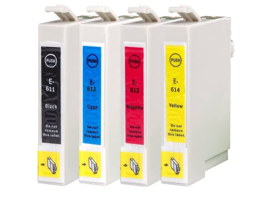 Kompatibilní inkoustová cartridge Epson T0615 multipack pro inkoustové tiskárny Epson