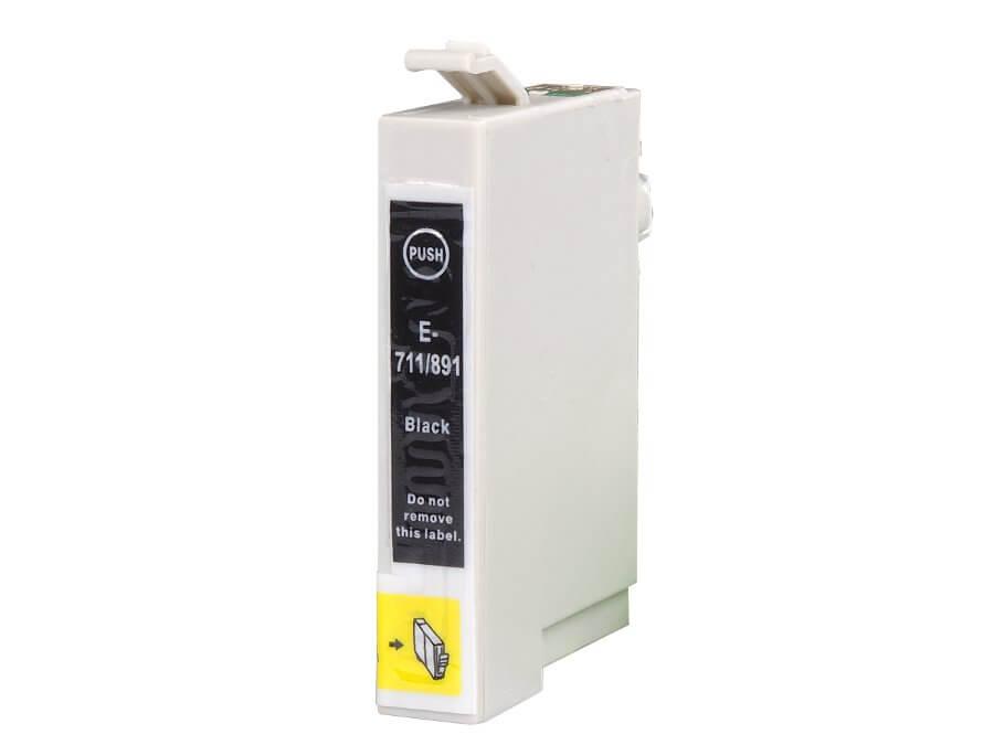 Kompatibilní inkoustová cartridge Epson T0711 pro inkoustové tiskárny Epson
