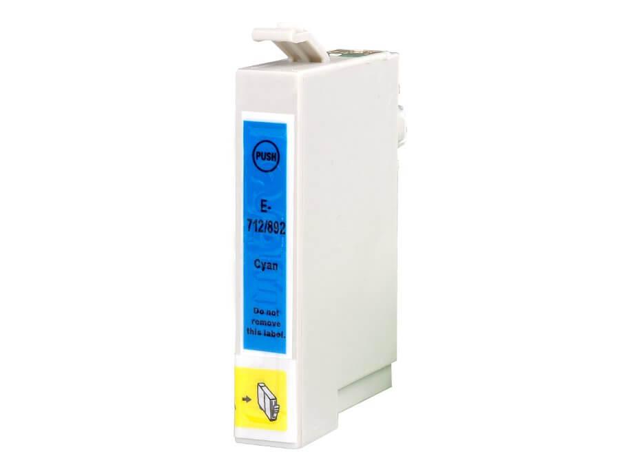 Kompatibilní inkoustová cartridge Epson T0712 pro inkoustové tiskárny Epson