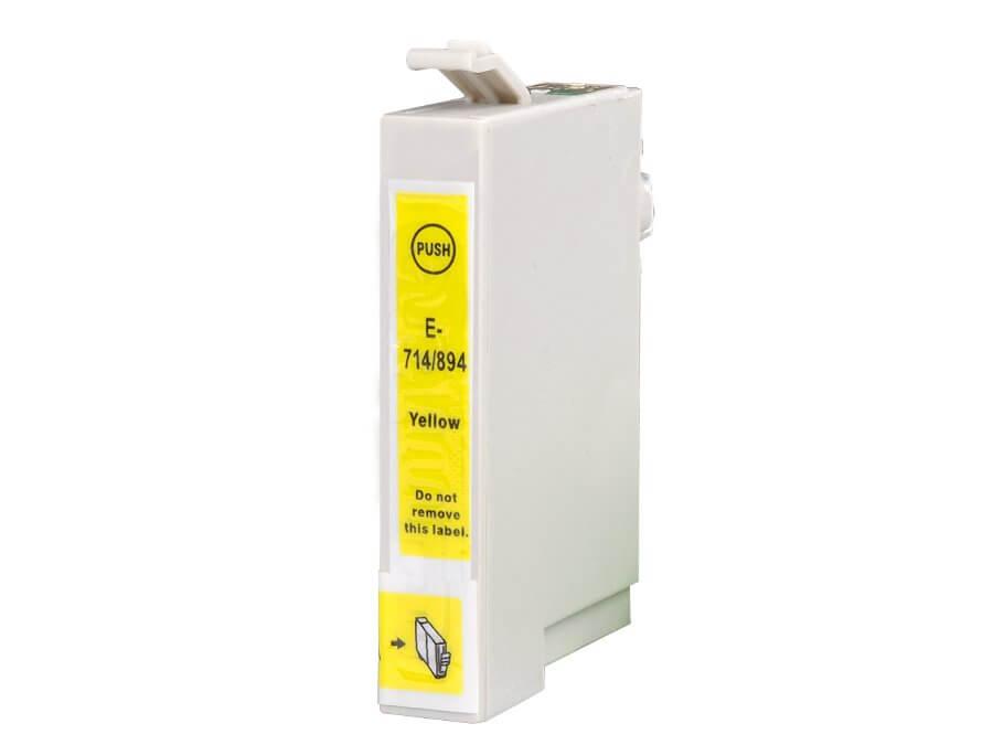 Kompatibilní inkoustová cartridge Epson T0714 pro inkoustové tiskárny Epson