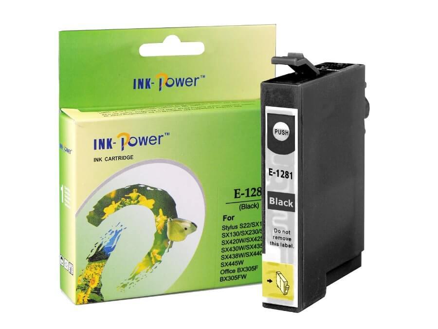 Kompatibilní inkoustová cartridge Epson T1281 pro inkoustové tiskárny Epson