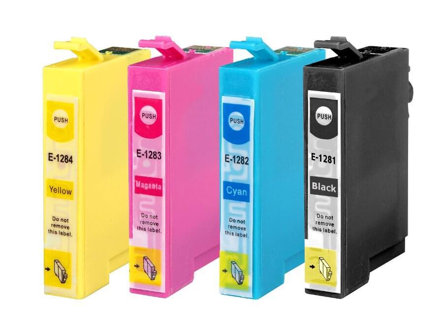 Kompatibilní inkoustová cartridge Epson T1285 multipack pro inkoustové tiskárny Epson