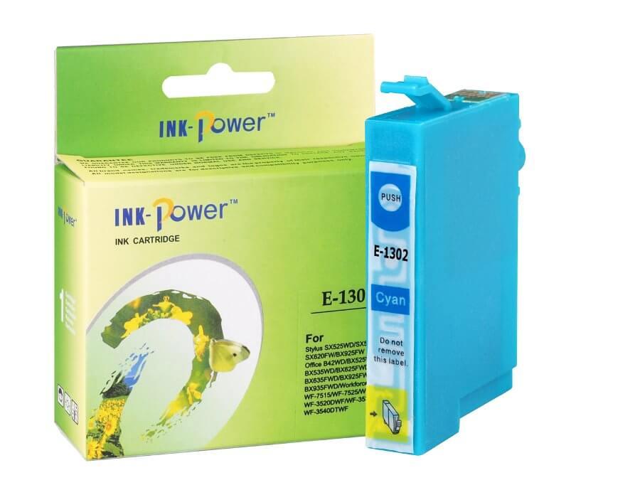 Kompatibilní inkoustová cartridge Epson T1302 pro inkoustové tiskárny Epson