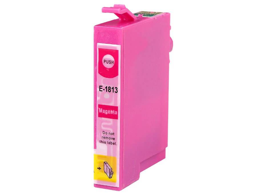 Epson T1813 kompatibilní inkoustové cartridge pro inkoustové tiskárny Epson