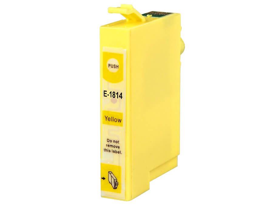 Epson T1814 kompatibilní inkoustové cartridge pro inkoustové tiskárny Epson