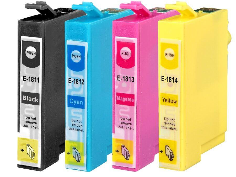 Kompatibilní inkoustová cartridge Epson T1815 multipack pro inkoustové tiskárny Epson