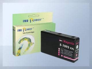 Kompatibilní inkoustová cartridge Epson T7893 XXL pro inkoustové tiskárny Epson