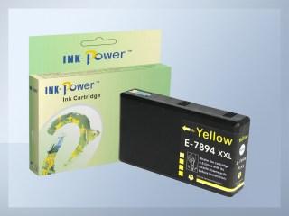 Kompatibilní inkoustová cartridge Epson T7894 XXL pro inkoustové tiskárny Epson
