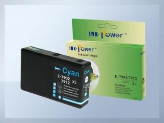 Kompatibilní inkoustová cartridge Epson T7902/7912 XL pro inkoustové tiskárny Epson