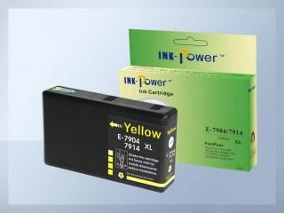 Kompatibilní inkoustová cartridge Epson T7904/7914 XL pro inkoustové tiskárny Epson