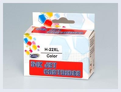 Kompatibilní inkoustová cartridge HP 22 XL pro inkoustové tiskárny HP