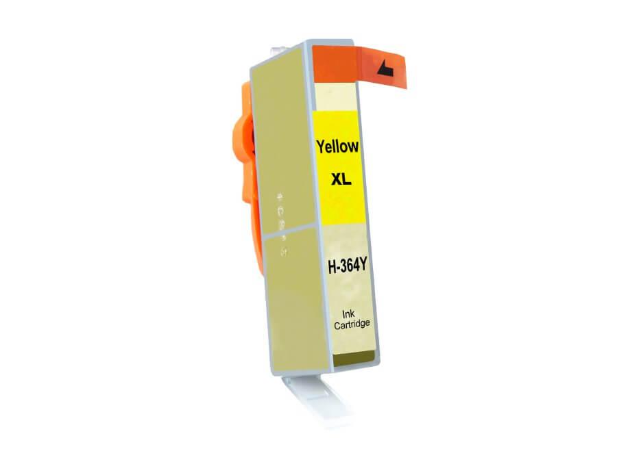 Kompatibilní inkoustová cartridge HP 364XL Y pro inkoustové tiskárny HP