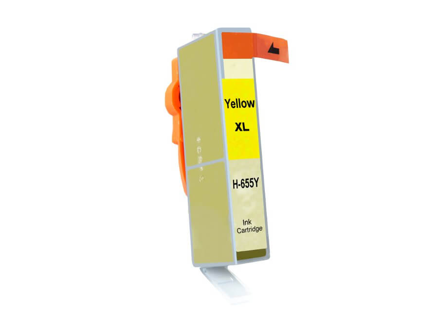 Kompatibilní inkoustová cartridge HP 655Y XL pro inkoustové tiskárny HP