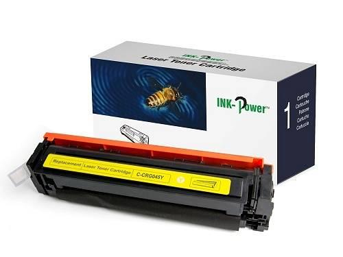 Kompatibilní toner CRG-045Y pro laserové tiskárny Canon