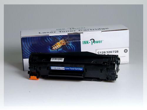Kompatibilní toner CRG-728 pro laserové tiskárny Canon