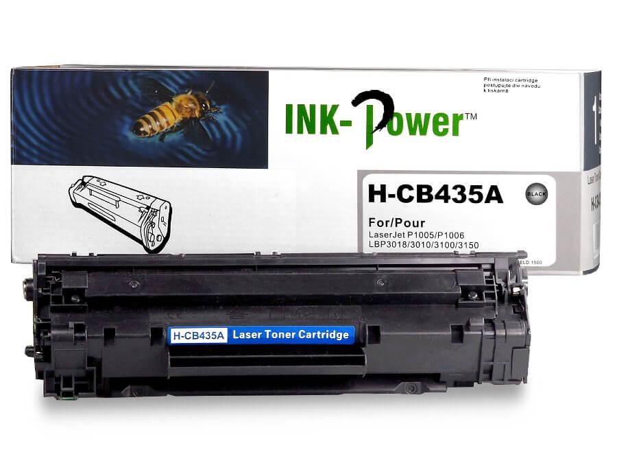 Kompatibilní toner HP CB435A, 35A pro laserové tiskárny HP