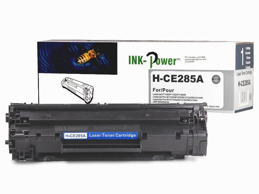 Kompatibilní toner HP CE285A, 85A pro laserové tiskárny HP
