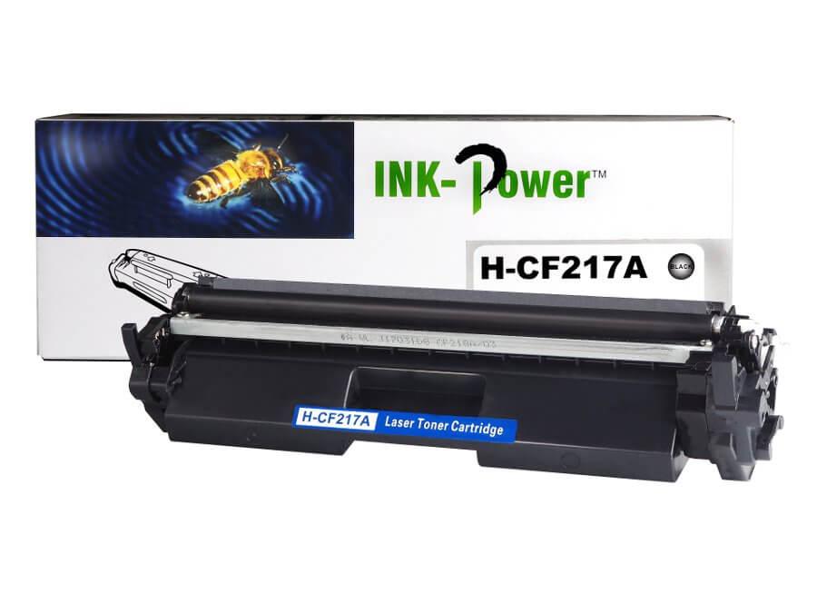 Kompatibilní toner HP CF217A, 17A pro laserové tiskárny HP