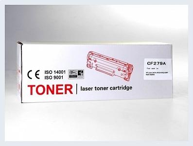 Kompatibilní toner HP CF279A, 79A pro laserové tiskárny HP