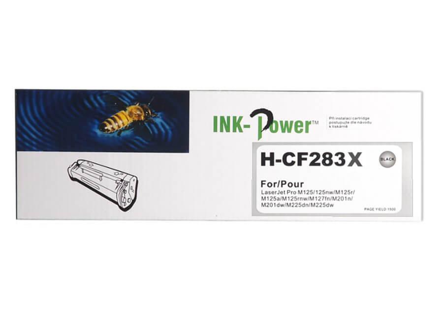 Kompatibilní toner HP CF283X, 83X pro laserové tiskárny HP